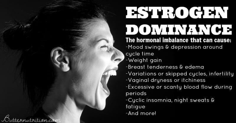 estrogen-dominance